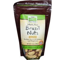 Grocery - Nuts & Seeds - Now Foods - Now Foods Brazil Nuts 12 oz