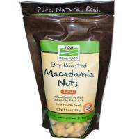 Grocery - Nuts & Seeds - Now Foods - Now Foods Macadamia Nuts 9 oz