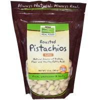Grocery - Nuts & Seeds - Now Foods - Now Foods Pistachios 12 oz