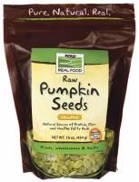 Grocery - Nuts & Seeds - Now Foods - Now Foods Pumpkin Seeds 1 lb
