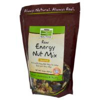Vegan - Nuts & Seeds - Now Foods - Now Foods Raw Energy Nut Mix 1 lb