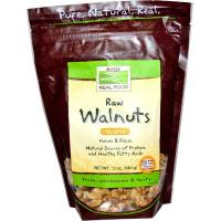 Grocery - Nuts & Seeds - Now Foods - Now Foods Walnuts 12 oz