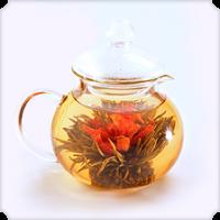 Numi Teas - Numi Teas Glass Teapot-Teahouse 1 unit