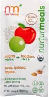 Non-GMO - Baby - Nurturme - Nurturme Organic Baby Food - Pea, Quinoa & Apple .67 oz  (8 Pack)