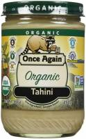 Grocery - Nuts & Seed Butters - Once Again - Once Again Organic Tahini 16 oz - Roasted (6 Pack)