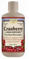 Grocery - Beverages - Only Natural - Only Natural Cranberry Concentrate (Organic) 32 oz