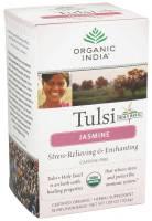 Organic India - Organic India Tulsi Tea Jasmine 18 bag