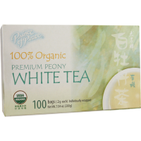 Prince Of Peace - Prince Of Peace Organic White Tea 100 bag