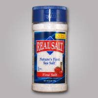 Kitchen - Salt & Pepper Shakers - Real Salt - Real Salt Organic Real Salt Shaker 9 oz