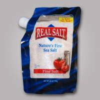 Real Salt Real Salt Pouch 26 oz (12 Pack)