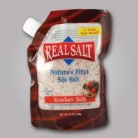 Grocery - Salt - Redmond Trading Company - Redmond Trading Company Kosher Salt Pouch 16 oz