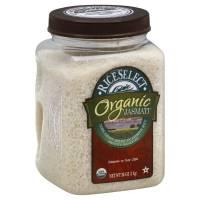 Rice Select - Rice Select Organic Jasmati Rice (4 Pack)
