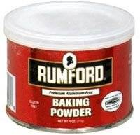 Grocery - Baking Mixes & Extracts - Rumford - Rumford Baking Powder 4 oz