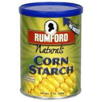 Grocery - Baking Mixes & Extracts - Rumford - Rumford Cornstarch 12 oz