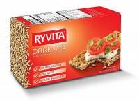 Grocery - Crackers - Ryvita Crisp Bread - Ryvita Crisp Bread 8.8 oz - Tasty Dark Rye (10 Pack)
