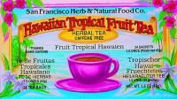 San Francisco Herb & Teas - San Francisco Herb & Teas Hawaiian Tropical Fruit Herb Tea 24 bags