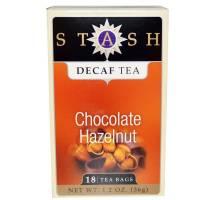 Stash Tea - Stash Tea Chocolate Hazelnut Tea Decaffeinated 18 bag