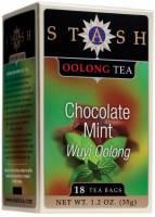 Stash Tea - Stash Tea Chocolate Mint Oolong Tea 18 bag
