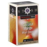 Stash Tea - Stash Tea Coconut Mango Oolong Tea 18 bag