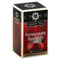 Stash Tea - Stash Tea Pomegranate Raspberry with Matcha Tea 18 bag