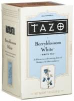 Tazo Tea - Tazo Tea Berry Blossom White Tea