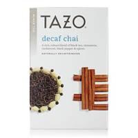 Tazo Tea - Tazo Tea Decaf Chai Spiced Black Tea