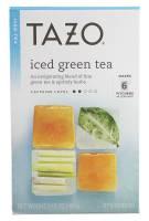 Tazo Tea - Tazo Tea Green Iced Tea Bags