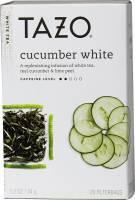 Tazo Tea - Tazo Tea Hot Cucumber White Tea