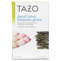 Tazo Tea - Tazo Tea Lotus Decaffeinated Green Tea