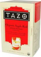 Tazo Tea - Tazo Tea Organic Hot Apple Red Tea