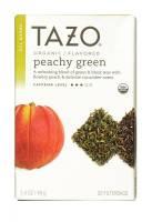Tazo Tea - Tazo Tea Organic Peachy Green Tea