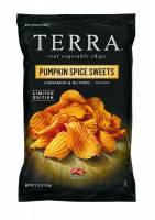 Terra Chips Pumpkin Spice 5.75 oz (6 Pack)