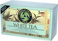Triple Leaf Tea - Triple Leaf Tea White Herbal Tea20 Bags