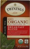 Twinings Tea - Twinings Tea Breakfast Blend Tea20 Bags
