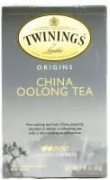 Twinings Tea - Twinings Tea China Oolong Tea20 Bags