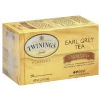 Twinings Tea - Twinings Tea Decaf Earl Grey Tea20 Bags