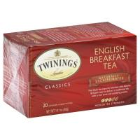 Twinings Tea - Twinings Tea Decaf English Breakfast Tea20 Bags