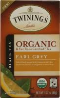 Twinings Tea - Twinings Tea Earl Grey Tea20 Bags
