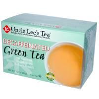 Uncle Lee's Tea - Uncle Lee's Tea Decaf Green Tea 20 bag