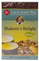 Uncle Lee's Tea - Uncle Lee's Tea Medicinal Diabetic's Delight Tea 18 bag