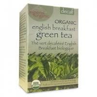 Uncle Lee's Tea - Uncle Lee's Tea Organic Breakfast Decaf Green Tea 18 bag