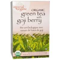 Uncle Lee's Tea - Uncle Lee's Tea Organic Goji Berry Green Tea 18 bag