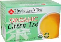 Uncle Lee's Tea - Uncle Lee's Tea Organic Green Tea 20 bag
