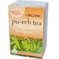 Uncle Lee's Tea - Uncle Lee's Tea Organic Pu-Erh Tea 18 bag