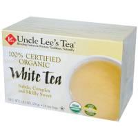 Uncle Lee's Tea - Uncle Lee's Tea Organic White Tea 18 bag