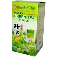 Uncle Lee's Tea - Uncle Lee's Tea Premium Bulk Green Tea 5.29 oz