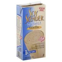 Westsoy - Westsoy Soy Slender Soymilk 32 oz - Vanilla (12 Pack)