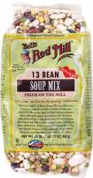 Grocery - Beans & Lentils - Bob's Red Mill - Bob's Red Mill 13-Bean Soup Mix 29 oz (4 Pack)