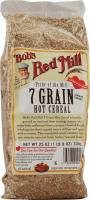 Bob's Red Mill 7 Grain Hot Cereal 25 oz (4 Pack)