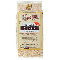 Bob's Red Mill 8 Grain Wheatless Hot Cereal 27 oz (4 Pack)